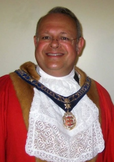 Martin Collier, Mayor of St Ives