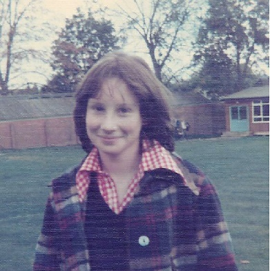Susie Pringle in 1977